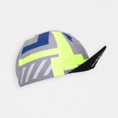 freh Cycling Cap Yellow / Reflective