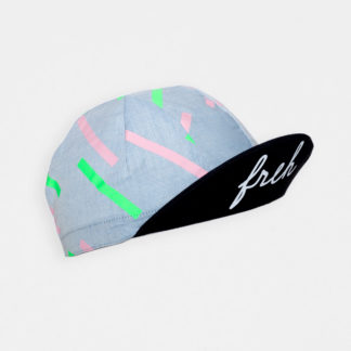 freh Cycling Cap Dashed